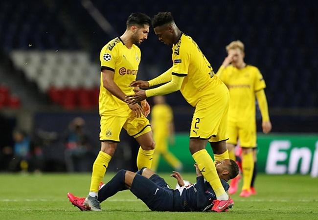 Sancho gục ngã, Klopp câm lặng và 8 hình ảnh cảm xúc sau 2 trận C1 vừa qua - Bóng Đá