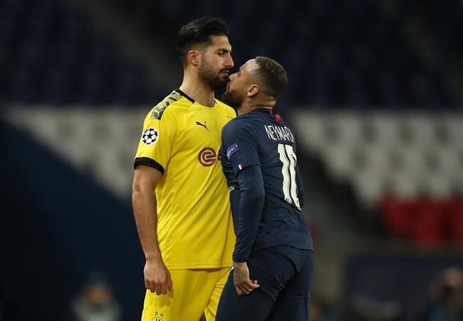 Ghi bàn rồi khiến đối thủ nhận thẻ đỏ, Neymar đưa PSG vào tứ kết C1 - Bóng Đá