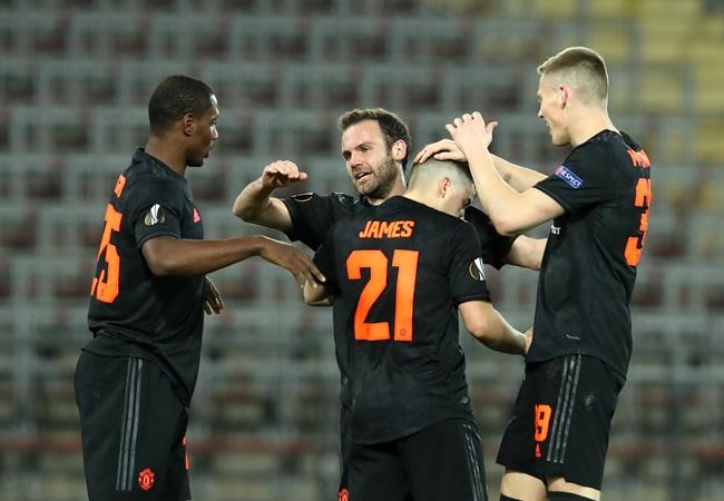 Man Utd và 5 con số ấn tượng sau màn 'đè bẹp' LASK trên sân khách - Bóng Đá