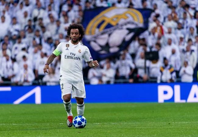 'Cực chất' với đội hình toàn hậu vệ trái: Marcelo, Robertson và ai nữa? - Bóng Đá