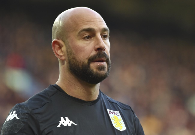 "Pepe Reina says he's had Covid-19 symptoms – ""Everything pointed to it"" - Bóng Đá"