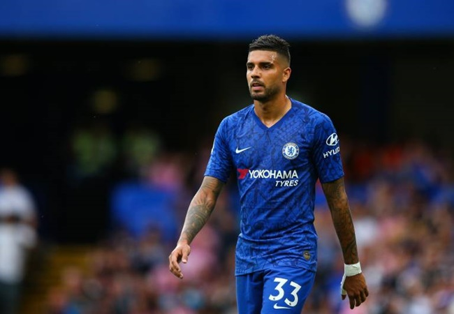 Emerson Palmieri responds to rumours he wants to quit Chelsea due to 'controlling' Frank Lampard - Bóng Đá