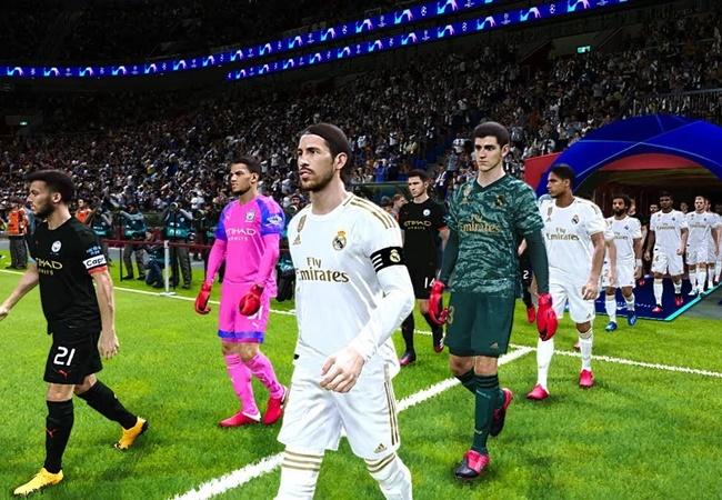 Coronavirus: Man City and Real Madrid stars to play charity FIFA game - Bóng Đá