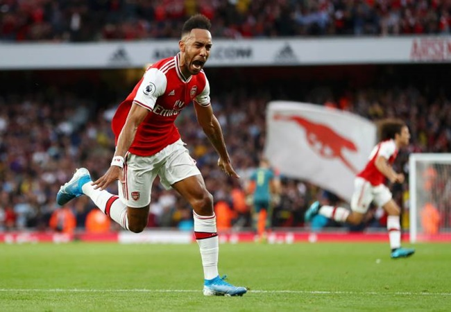 Alan Smith urges Mikel Arteta to convince Pierre-Emerick Aubameyang to stay at Arsenal - Bóng Đá