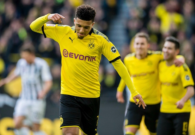BVB message to all the clubs who asked for #Sancho: we don't change the price after Coronavirus  - Bóng Đá