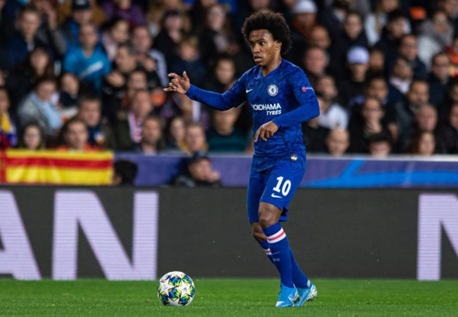 Willian hopes to remain in Premier League as Chelsea contract nears its end - Bóng Đá