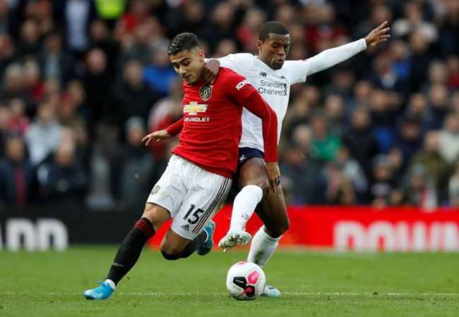 Man United's Pereira willing to play every day to finish season - Bóng Đá