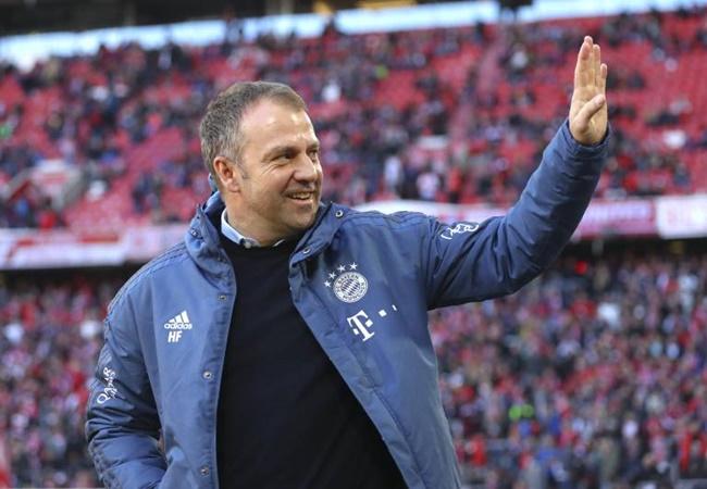 Bayern Munich manager Hansi Flick signs extension until 2023 - Bóng Đá