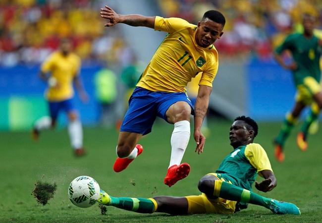 Đội hình Brazil vô địch Olympic 2016: Neymar trồi sụt; 'Thảm họa' vươn mình - Bóng Đá