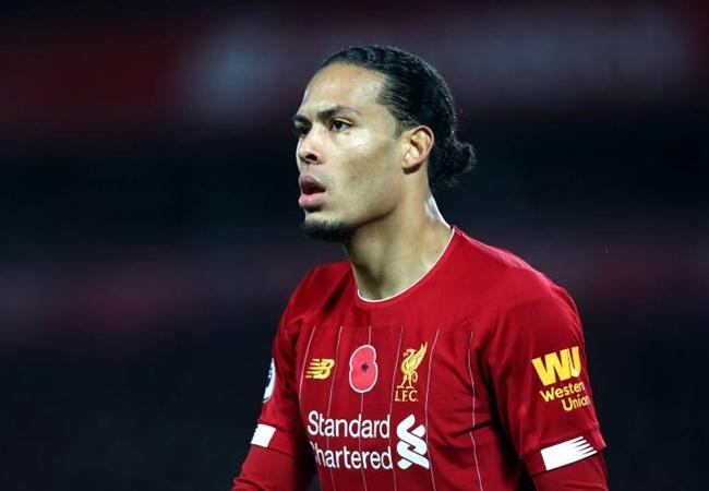 'Cực chất' với đội hình toàn trung vệ: 'Trung phong' Van Dijk, Ramos đá ở đâu? - Bóng Đá