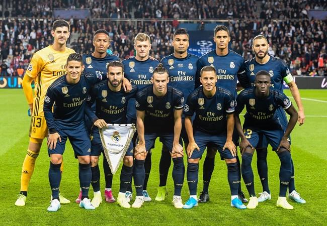 Real Madrid cut 10 to 20% per cent pay - Bóng Đá