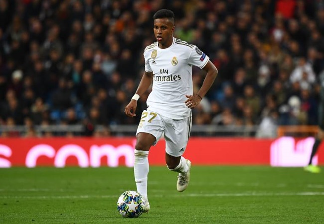 'Klopp had come to see Rodrygo personally' - Liverpool were first to move for Real Madrid star, says agent - Bóng Đá