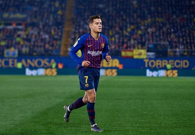 Chelsea-linked Coutinho could still be at Barcelona next season, says head coach Setien - Bóng Đá