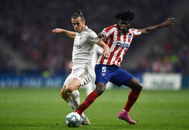 Atletico Madrid offer to double Thomas Partey's wages to fend off Arsenal interest - Bóng Đá