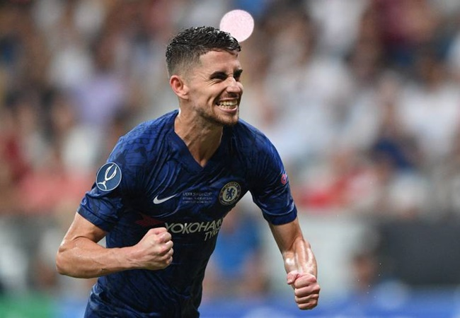 Jorginho's agent rules out reunion with Maurizio Sarri at Juventus and insists midfielder wants to stay at Chelsea long-term - Bóng Đá
