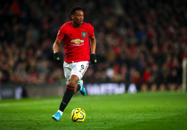 Dimitar Berbatov told Manchester United scout to sign 'unbelievable' Anthony Martial - Bóng Đá