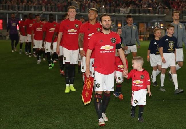 Daniel James reveals Juan Mata's class gesture after he signed for Manchester United - Bóng Đá