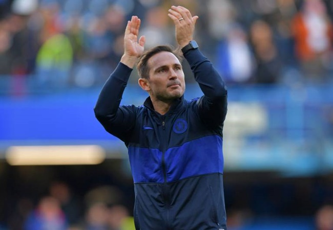 Antonio Conte backs Chelsea legend Frank Lampard to become 'one of the best managers in the world' - Bóng Đá
