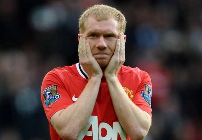 Man Utd legend Paul Scholes names the two Premier League opponents he hated facing - Bóng Đá