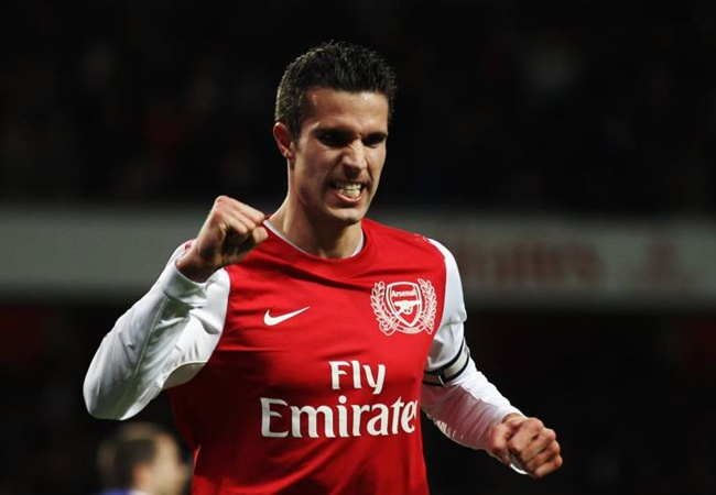 Robin van Persie reveals Arsene Wenger's 'crucial' words of advice at Arsenal - Bóng Đá