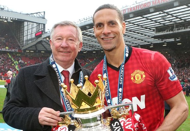 Rio Ferdinand names the defender he wanted to play with at Man Utd - Bóng Đá