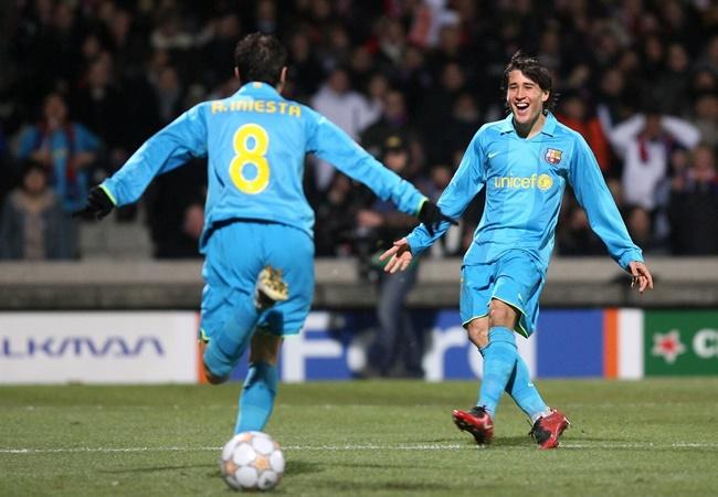 Từ Ibra đến Mandzukic: 10 tiền đạo như 'vô hình' trong mắt Guardiola - Bóng Đá