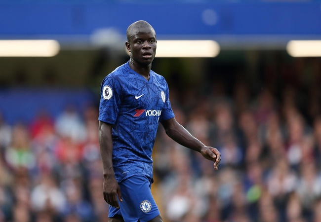 N'Golo Kante has told Chelsea teammates he is scared to return to training - Bóng Đá