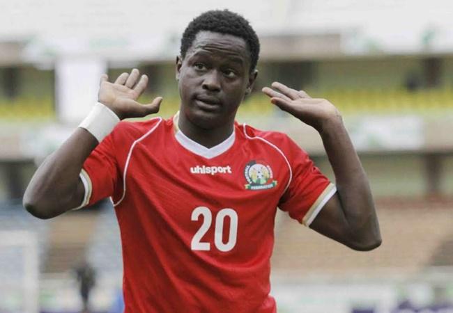 Ouma: Manchester United move is Kenya defender's dream - Bóng Đá