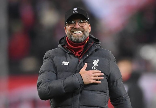 Liverpool training designed to get used to an empty stadium, explains Jurgen Klopp - Bóng Đá