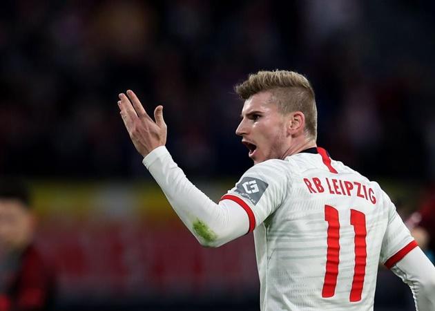 Chelsea 'giành pole' vụ Werner: Một công nhưng đến ba chuyện! - Bóng Đá