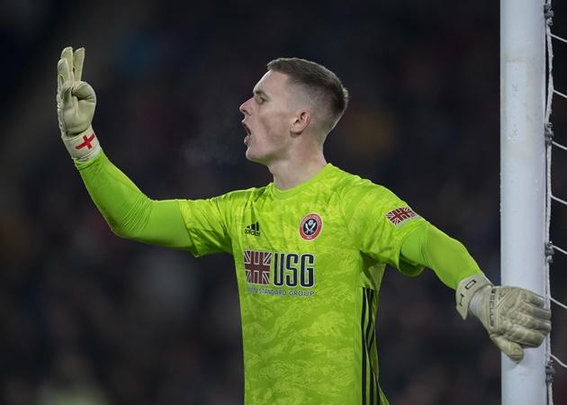 Ole Gunnar Solskjaer confirms Dean Henderson will see out Sheffield United loan this season - Bóng Đá