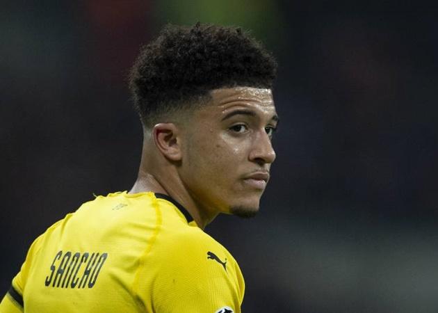 Louis Saha endorses Manchester United's transfer move for Jadon Sancho - Bóng Đá