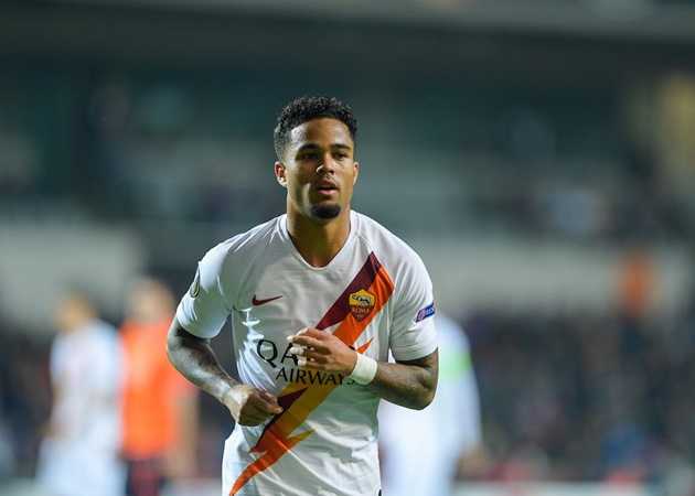 Paulo Fonseca sends message to Roma chiefs amid Arsenal talks with Justin Kluivert - Bóng Đá