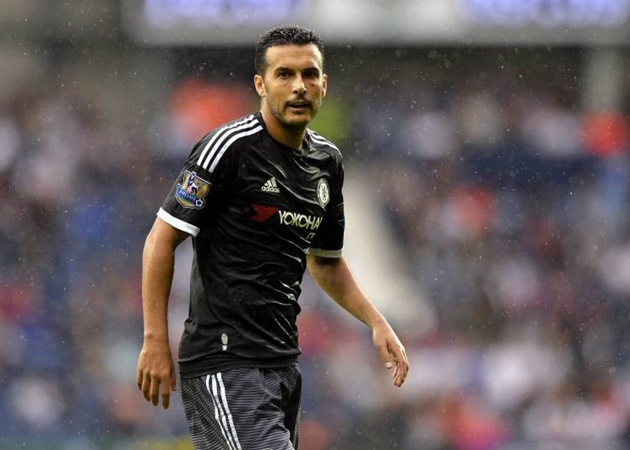 Pedro will join AS Roma as a free agent at the end of the season. - Bóng Đá