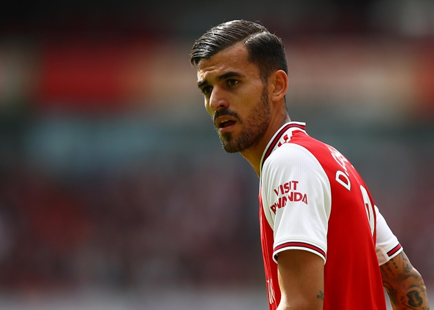 Dani Ceballos sends message to Mikel Arteta over Arsenal stay - Bóng Đá