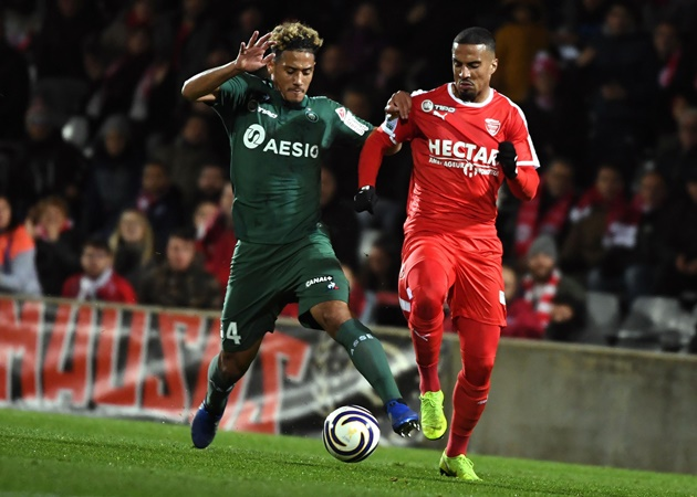 Saint-Etienne slam Arsenal for 'unacceptable' demands to keep William Saliba for French Cup final - Bóng Đá