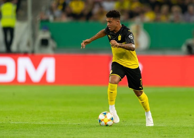 Pep Guardiola rules out Jadon Sancho return to Manchester City - Bóng Đá