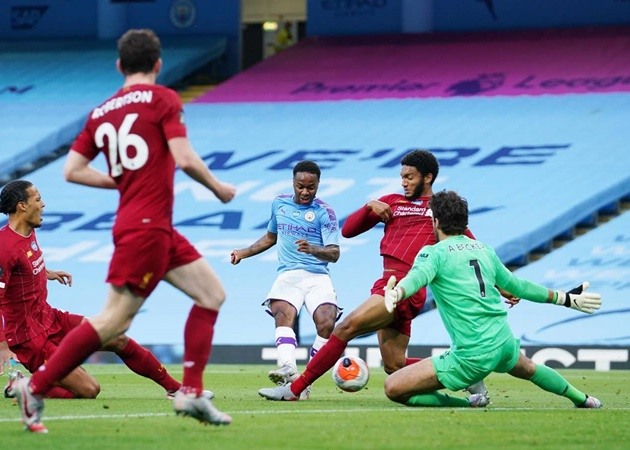 Gary Neville mocks Liverpool players for spending 'a week on the lash' before heavy Manchester City defeat - Bóng Đá