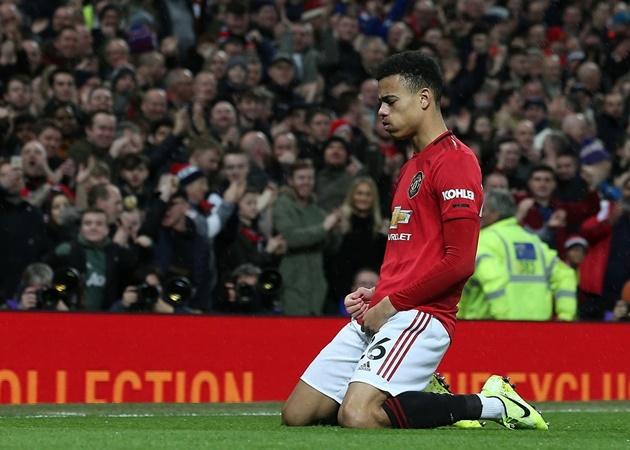 10 thống kê cho thấy Man Utd đang sở hữu hàng công 'đáng sợ' - Bóng Đá