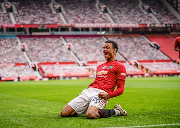 Greenwood can become a Manchester United legend, no doubt about it - Shaw - Bóng Đá