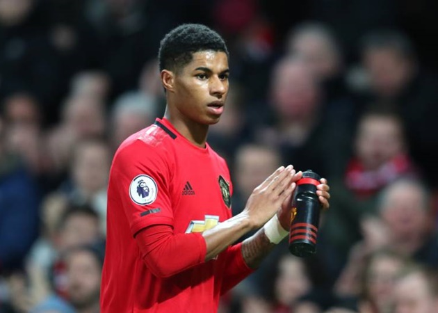 'Rashford is amazing' - Fernandes defends Man Utd star's goalscoring form - Bóng Đá