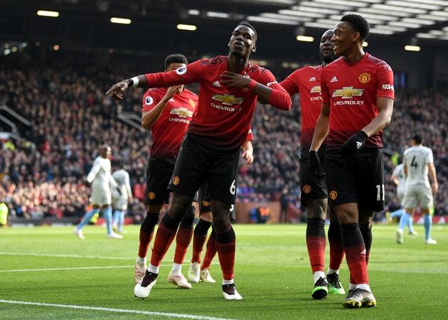 7 thống kê đặc biệt trước trận Manchester United - West Ham United - Bóng Đá