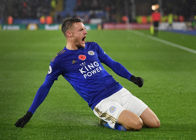 'Top player' – Fred warns Manchester United about Leicester City striker Jamie Vardy ahead of final-day clash Comment - Bóng Đá