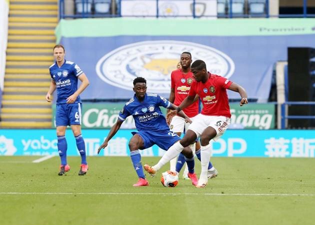 Sau trận Leicester - Man Utd - Bóng Đá