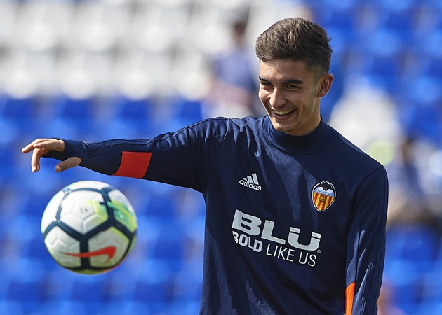 Fabrizio Romano: Ferran Torres from Valencia to Manchester City, here we go! - Bóng Đá