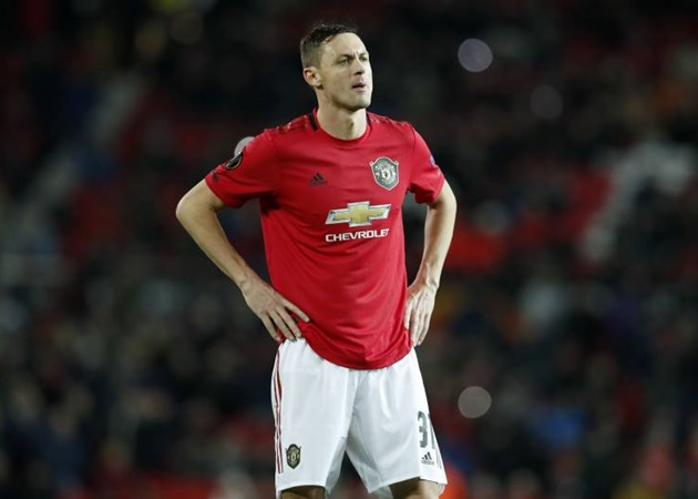 Matic: 'We cannot allow any club to win the league seven or 10 games before the season finishes': - Bóng Đá