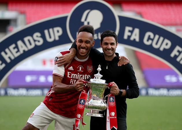 Rio Ferdinand certain Pierre-Emerick Aubameyang has made decision on Arsenal future - Bóng Đá