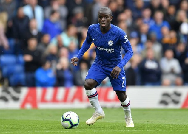 Chelsea put N'Golo Kante and eight other players up for sale    - Bóng Đá
