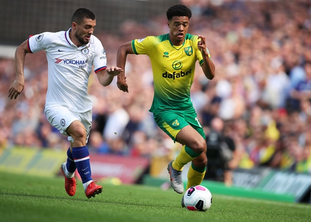 Liverpool 'target Norwich left back Jamal Lewis in £10m deal'  - Bóng Đá