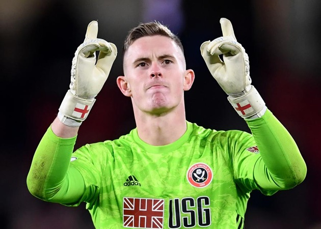 Dean Henderson 'hands ultimatum to Ole Gunnar Solskjaer as he demands to become Manchester United's No 1 or be sold' - Bóng Đá